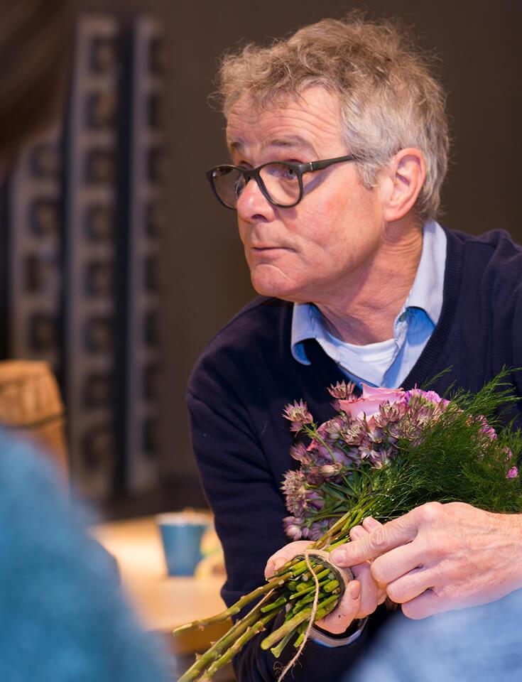 Meesterbinders opleiding Floral Academy Elso